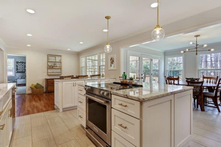 Complete Kitchen Renovation, Fountain Inn SC