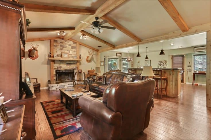 Open Concept Kitchen and Living Room Renovation, Travelers Rest SC