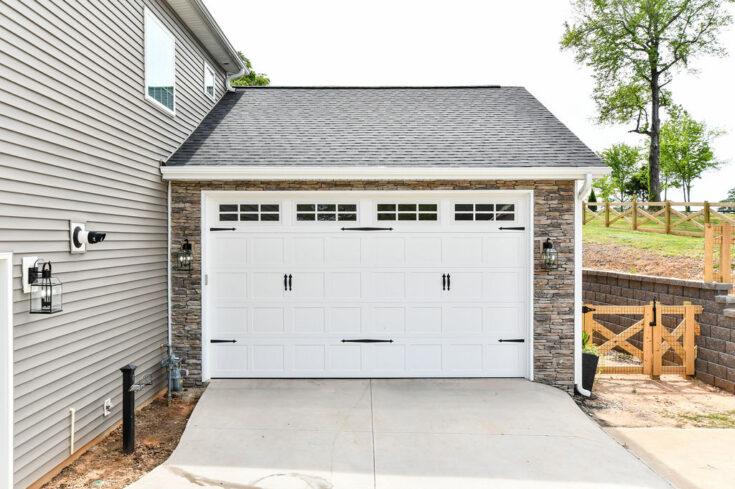 Garage Addition, Simpsonville SC