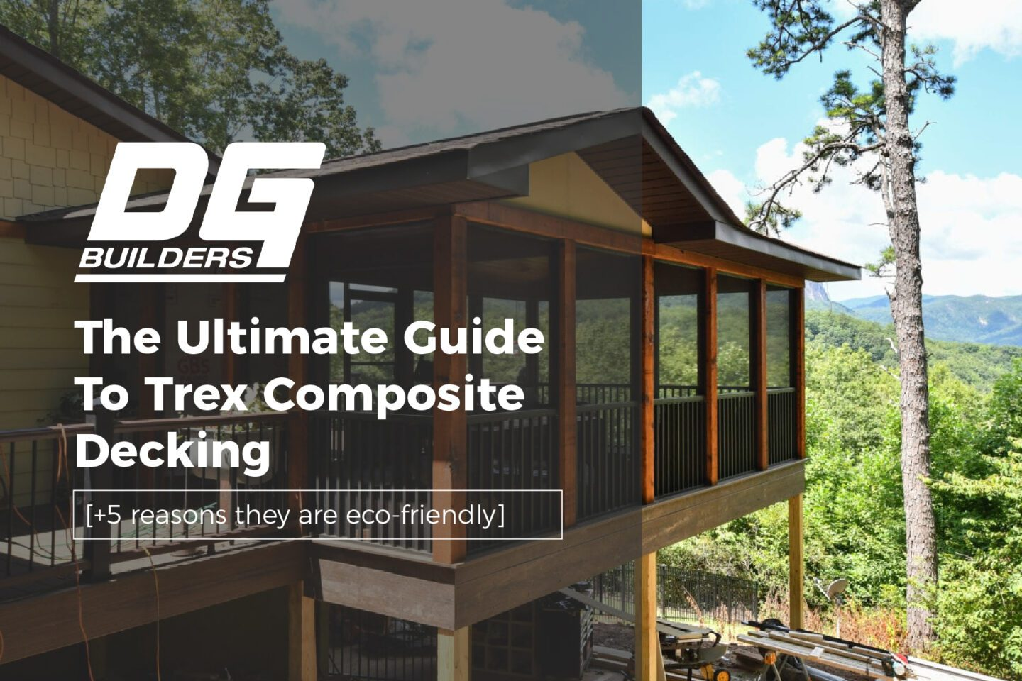 The Ultimate Guide To Trex Composite Decking [+5 reasons they are eco-friendly] 1